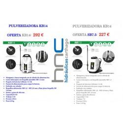 PULVERIZADORA KB14