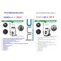 PULVERIZADORA KB14 Y SB 7.5